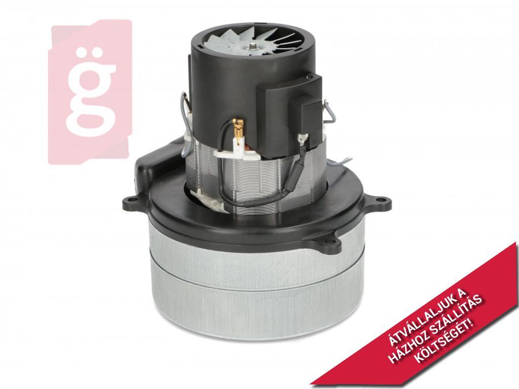Kép a(z) Univerzális Porszívó / Takarítógép Motor AMETEK 1200W Magas Kétlapátos (Szívócsonkkal) (GA4443) nevű termékről