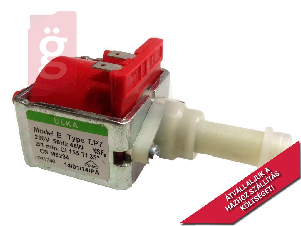 Kép a(z) Szivattyú 48W Ulka EP7 230V / 50Hz nevű termékről