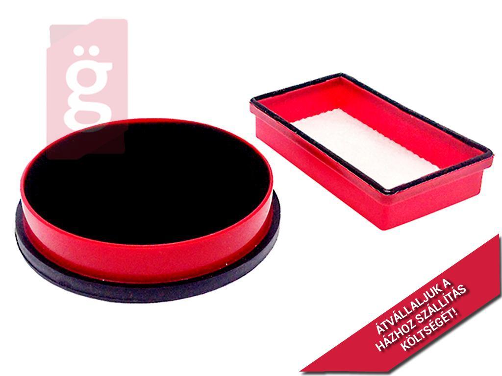 Kép a(z) Porszívó Szűrő készlet (Motorvédő Szűrő+Kimeneti Mikroszűrő) Dirt Devil Rebel 20 / Rebel 22HE / Rebel 22HF / 2200001 Gyári nevű termékről