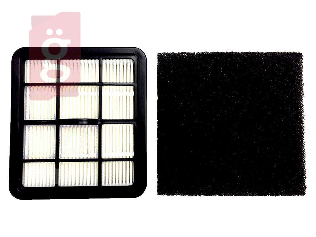 Kép a(z) Porszívó Hepa Filter/Szűrő készlet Sencor SVX019HF/ SVC 8500TI Eighty Five (SVC 85x) Porszívóhoz (MOSHATÓ) nevű termékről