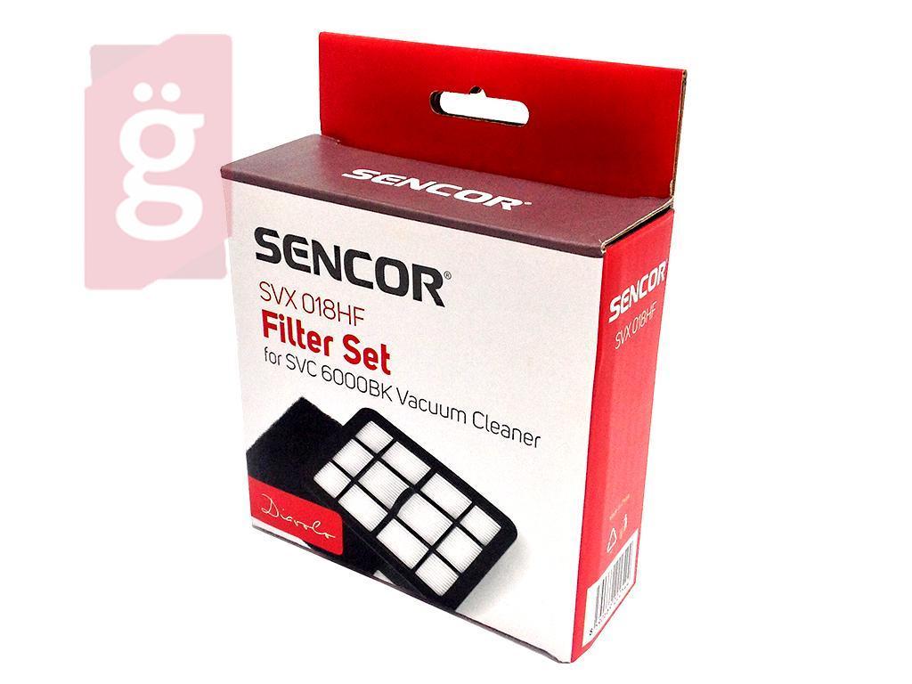 Kép a(z) Porszívó Hepa Filter/Szűrő készlet Sencor SVX018HF/ SVC 6000BK Diavolo (SVC 60x)  Porszívóhoz (MOSHATÓ) nevű termékről