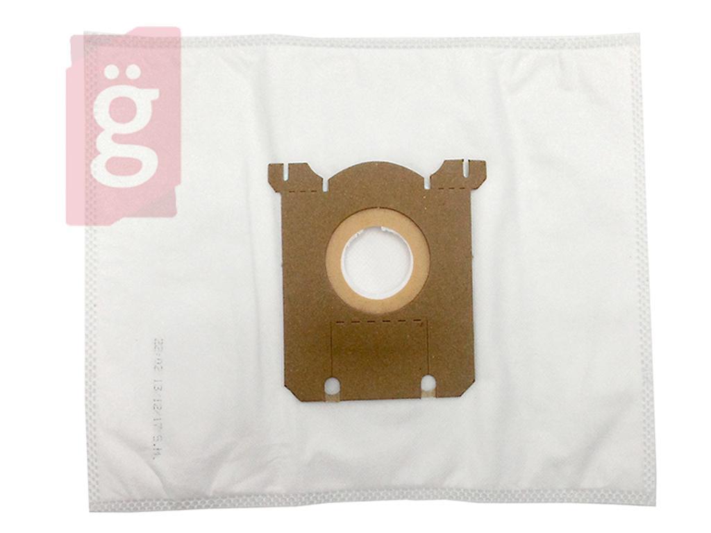 Kép a(z) IZ-E5/PH5S Invest  Electrolux / AEG / Philips S-BAG Kompatibilis mikroszálas porzsák (5db/csomag) nevű termékről