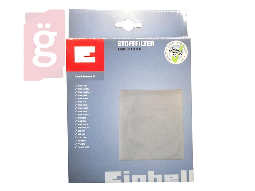Kép a(z) Porszívó Motorvédő Szűrő EINHELL 23.511.40  Gyári nevű termékről