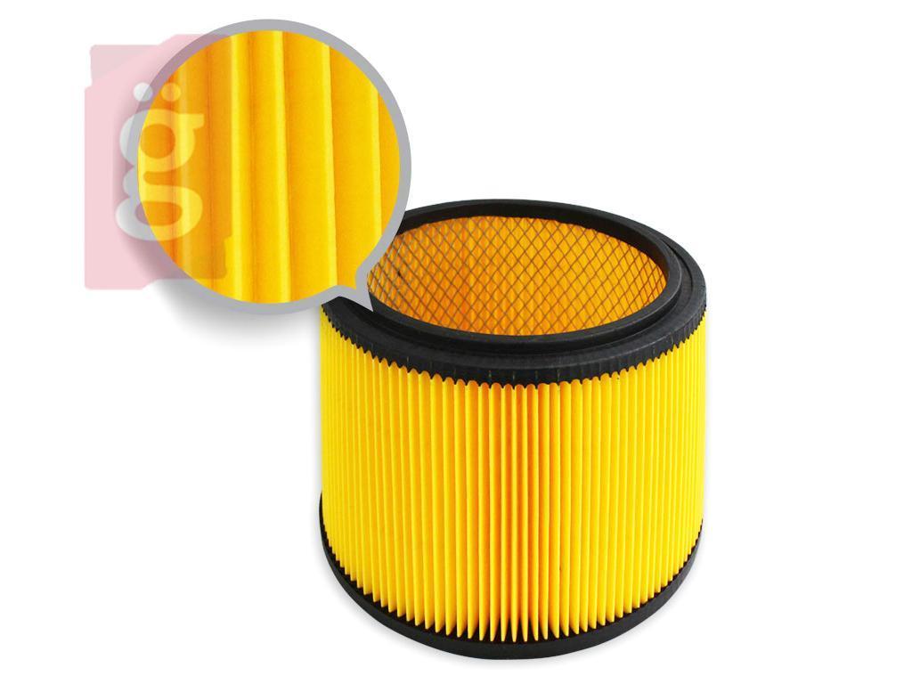 Kép a(z) Porszívó Hepa Filter / Motorvédő Szűrő hengeres EINHELL Fedél nélkül! (23.511.13)  nevű termékről