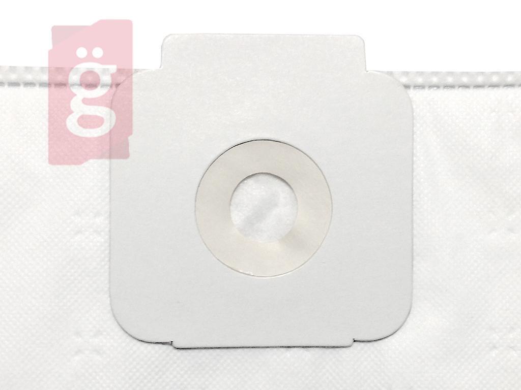 Kép a(z) IZ-K5S IPARI KARCHER T12/1 / T15/1 / T17/1 mikroszálas porzsák (5db/csomag) 5 rétegű nevű termékről