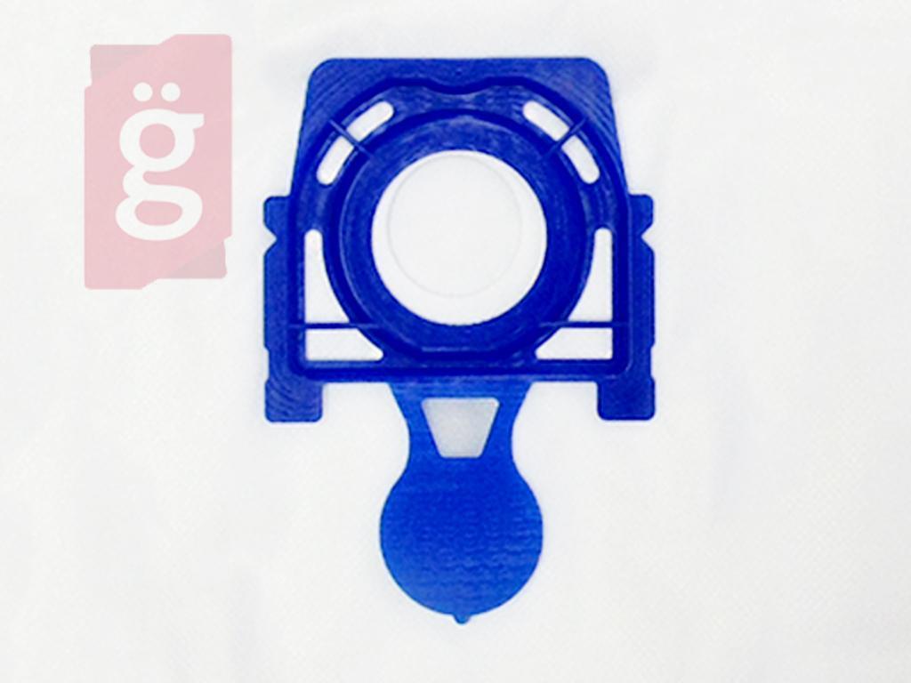 Kép a(z) IZ-49.4020PF (49.4000) Invest Zelmer Safe bag Aquawelt 919 / Aquario 819 / 829 / 719 mikroszálas porzsák (5db+1filter/csomag) nevű termékről