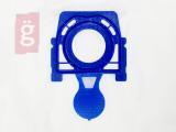 Kép a(z) IZ-49.4020PF (49.4000) Invest Zelmer Safe bag Aquawelt 919 / Aquario 819 / 829 / 719 Kompatibilis mikroszálas porzsák (5db+1filter/csomag) nevű termékről