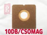 Kép a(z) IZ-Y8S.10 Invest Welstar Tesco Kompatibilis mikroszálas porzsák (10db/csomag) nevű termékről