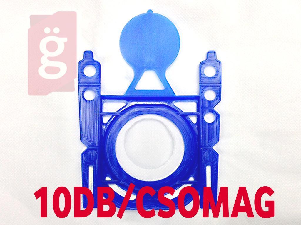 Kép a(z) IZ-S11SP.10 Invest Bosch / Siemens G stb. Kompatibilis mikroszálas porzsák (10db/csomag) nevű termékről