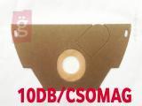 Kép a(z) IZ-E3S.10 Invest Electrolux Mondo Kompatibilis mikroszálas porzsák (10db/csomag) nevű termékről