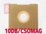 Kép a(z) IZ-Y18S.10  (IZ-Y2S helyett) Invest DAEWOO RC105 stb. mikroszálas porzsák (10db/csomag) nevű termékről