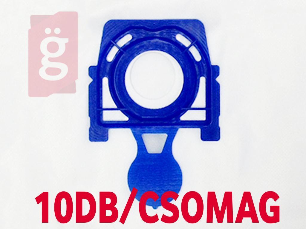 Kép a(z) IZ-49.4020PF.10 (49.4000) Invest Zelmer Safe bag Aquawelt 919 / Aquario 819 / 829 / 719 mikroszálas porzsák (10db+2filter/csomag) nevű termékről