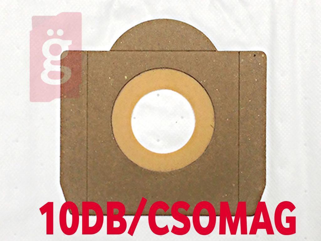 Kép a(z) IZ-R4S.10 Invest Rowenta Bully stb.Kompatibilis mikroszálas porzsák (10db/csomag) nevű termékről