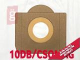 Kép a(z) IZ-R4S.10 Invest Rowenta Bully stb.mikroszálas porzsák (10db/csomag) nevű termékről