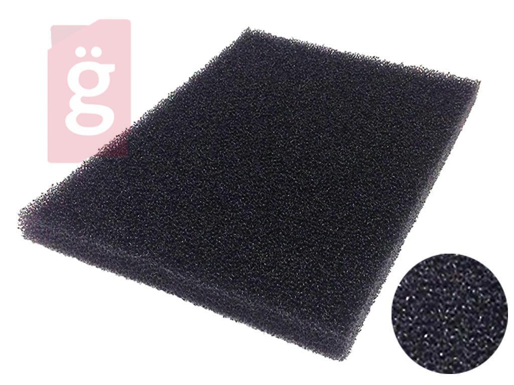 Kép a(z) Univerzális Porszívó Szivacsszűrő 155x225mm vastagság:15mm KÖZEPESEN SŰRŰ (Ollóval méretre szabható!) nevű termékről