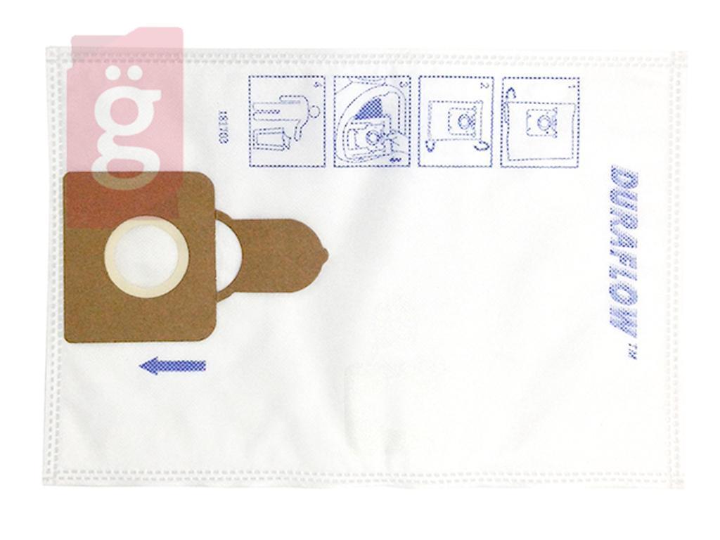 Kép a(z) IZ-H168S HOOVER H68 DV 1125 / DV 1607 DIVA Anti-Odour mikroszálas porzsák (5db/csomag) 5 rétegű nevű termékről