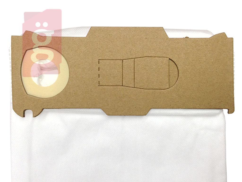 Kép a(z) IZ-VK130S Vorwerk Kobold VK130 / VK131 mikroszálas porzsák (5db/csomag) 5 rétegű nevű termékről