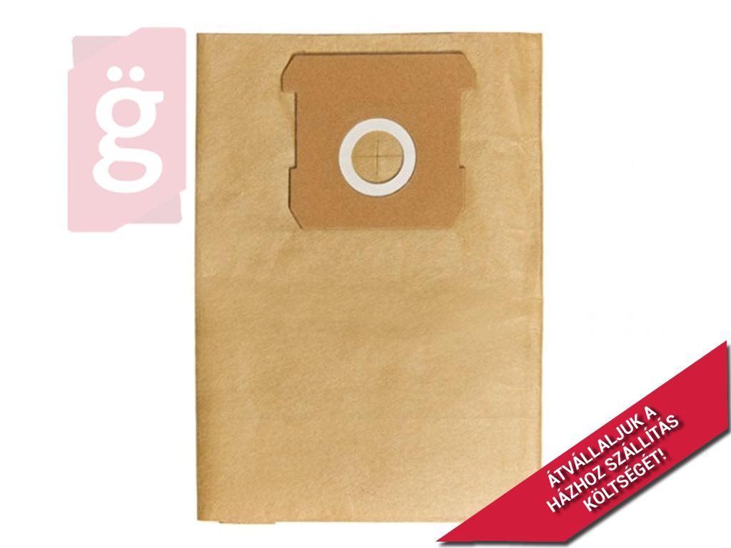 Kép a(z) IZ-EH1812 EINHELL TCVC 1812S (12L) Gyári papír porzsák (5db/csomag) 23.511.59 nevű termékről