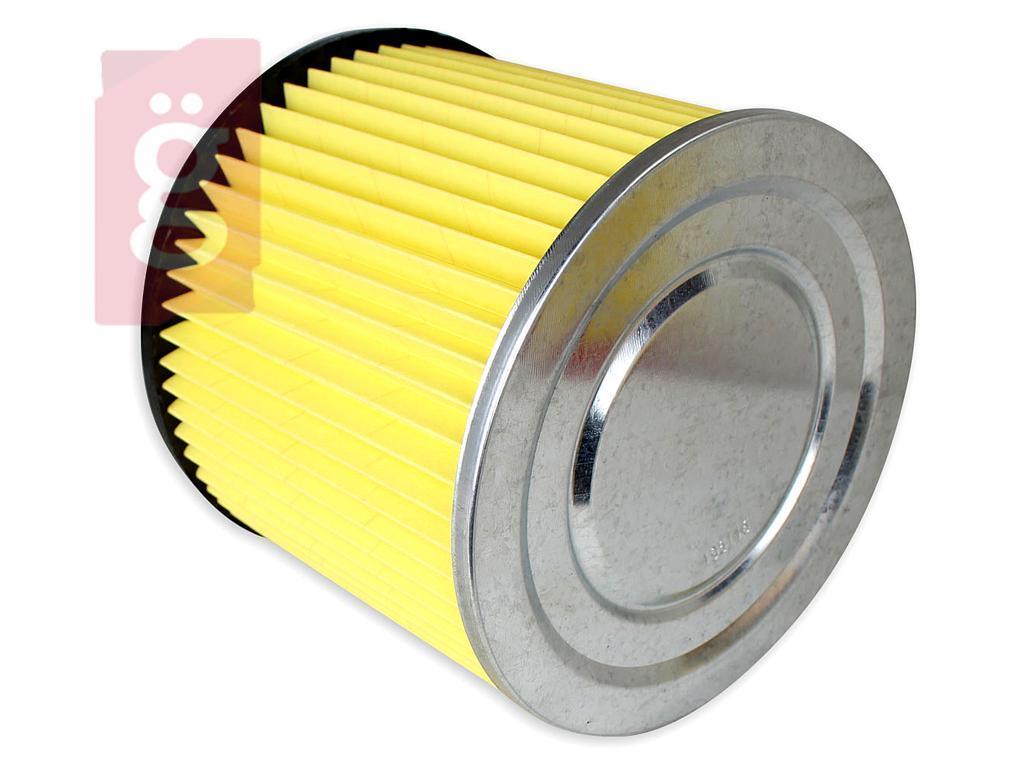 Kép a(z) Takarítógép Kompatibilis Univerzális Hepa Filter / Motorvédő Szűrő hengeres THOMAS (787421)  nevű termékről