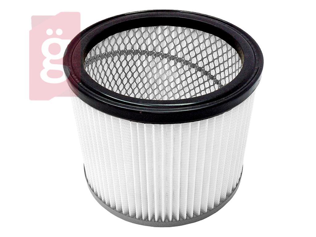 Kép a(z) Porszívó Kompatibilis Hepa Filter / Motorvédő Szűrő hengeres Nilfisk Multi 20 (Belső merevítő ráccsal.)  nevű termékről