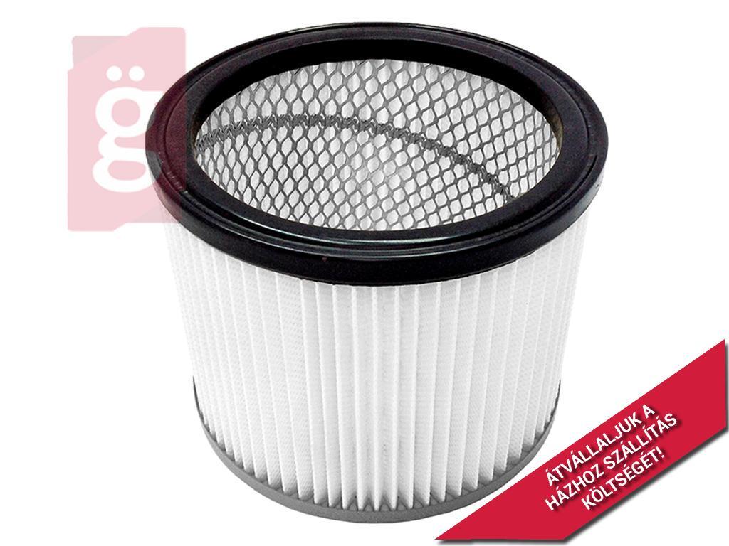 Kép a(z) Porszívó Hepa Filter / Motorvédő Szűrő hengeres Nilfisk Multi 20 (Belső merevítő ráccsal.) Erdetivel megegyező termék!  nevű termékről