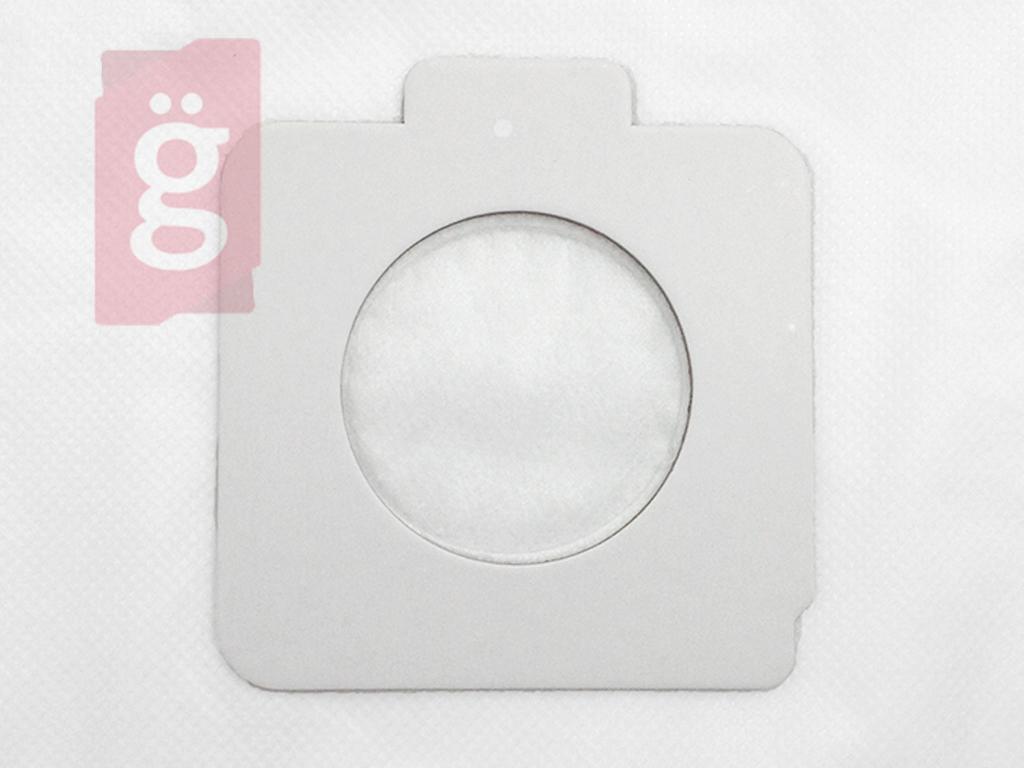 Kép a(z) IZ-MX1S Moulinex Kompatibilis mikroszálas porzsák (5db/csomag) 5 rétegű nevű termékről