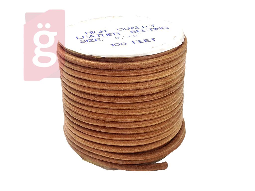 Kép a(z) Bőrszíj 5mm-es/méter nevű termékről
