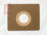 Kép a(z) IZ-KK1S Invest Irys 3 JL-H3006 / Hausmeister HM 2041 Kompatibilis mikroszálas porzsák (5db/csomag) nevű termékről