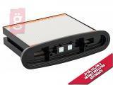 Kép a(z) Porszívó IPARI Polieszter Redős Szűrő / Filter Bosch GAS 25 2607432015 Gyári MOSHATÓ nevű termékről