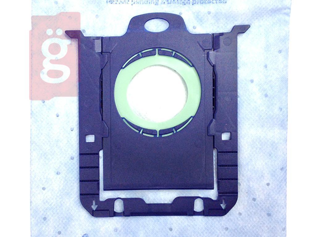 Kép a(z) IZ-E5/PH5GY05S Electrolux / AEG / Philips S-BAG Anti-Odour E 203B Gyári mikroszálas porzsák (4db/csomag) (kisállattartók számára kifejlesztve) nevű termékről