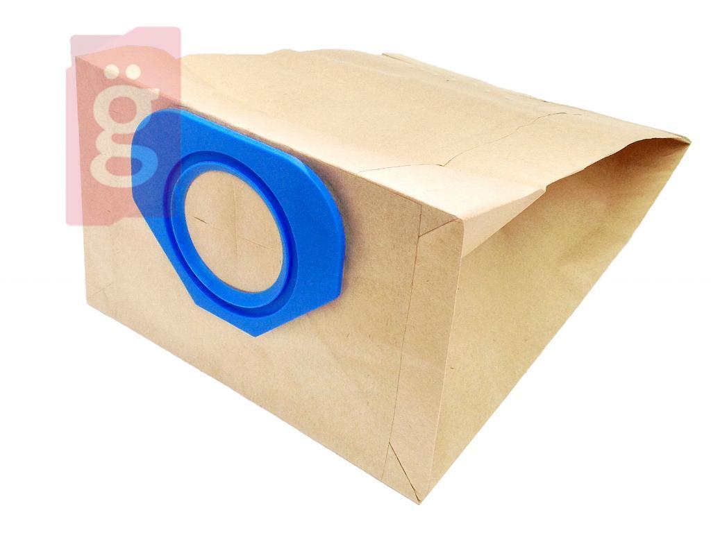 Kép a(z) IZ-NI90 Nilfisk G90 / GA70 Kompatibilis papír porzsák (5db/csomag) nevű termékről