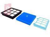 Kép a(z) Porszívó Hepa Filter / Szűrő Készlet Philips FC 9330 / 9331 / 9332 / 9333 / 9334 MOSHATÓ nevű termékről