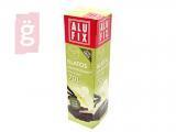 Kép a(z) ALUFIX Illatos Szemeteszsák Zárószalaggal 70L (8db/tekercs) 64cmx71cm Fekete tea és vanília illat nevű termékről