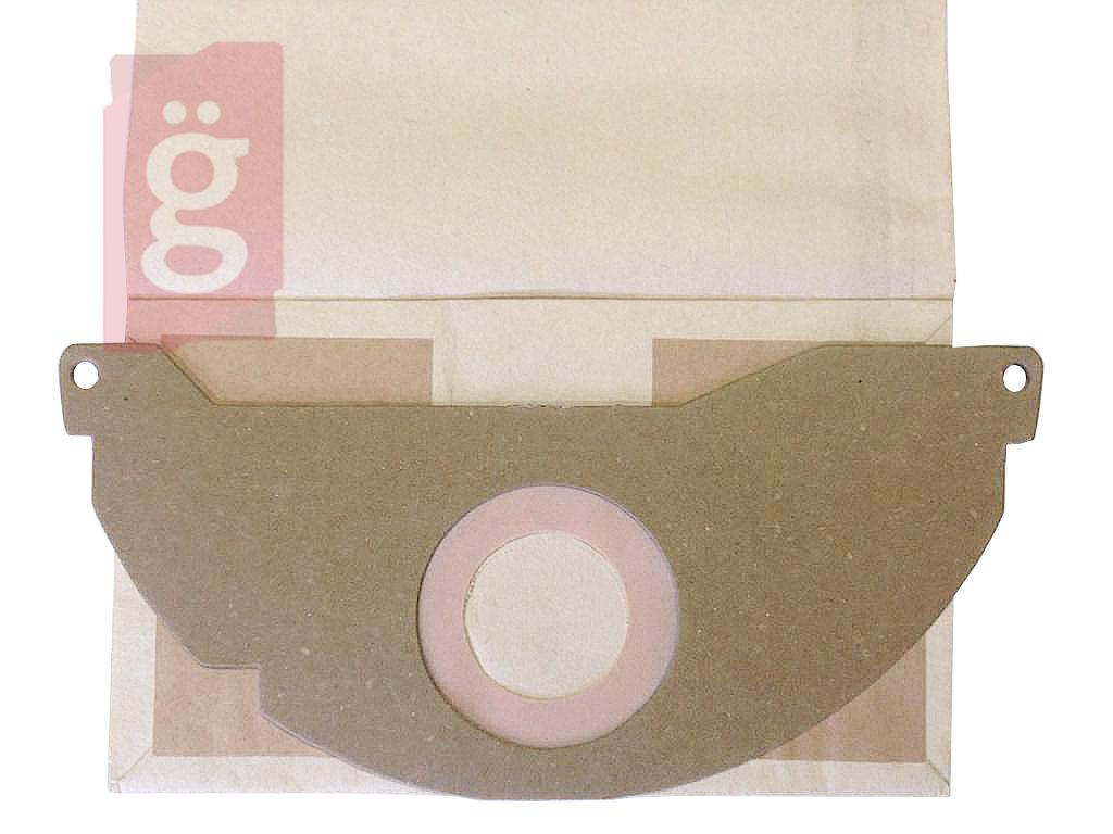 Kép a(z) IZ-K13 Invest KARCHER A2004 stb. papír porzsák (5db/csomag) nevű termékről