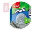 Kép a(z) Paclan Practi Fémdörzsi 3db/csomag nevű termékről