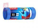 Kép a(z) Paclan Multi-Top Szemeteszsák 80L (20db/tekercs) 70cmx85cm nevű termékről