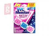 Kép a(z) WC Meister Wc Illatosító Tisztító Block - Exotic Flowers 45g nevű termékről