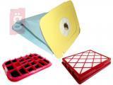 Kép a(z) LUX-kompatibilis Készlet LUX 1 / D820 / D815 ( Papír porzsák 5db és Szűrő Szett) nevű termékről