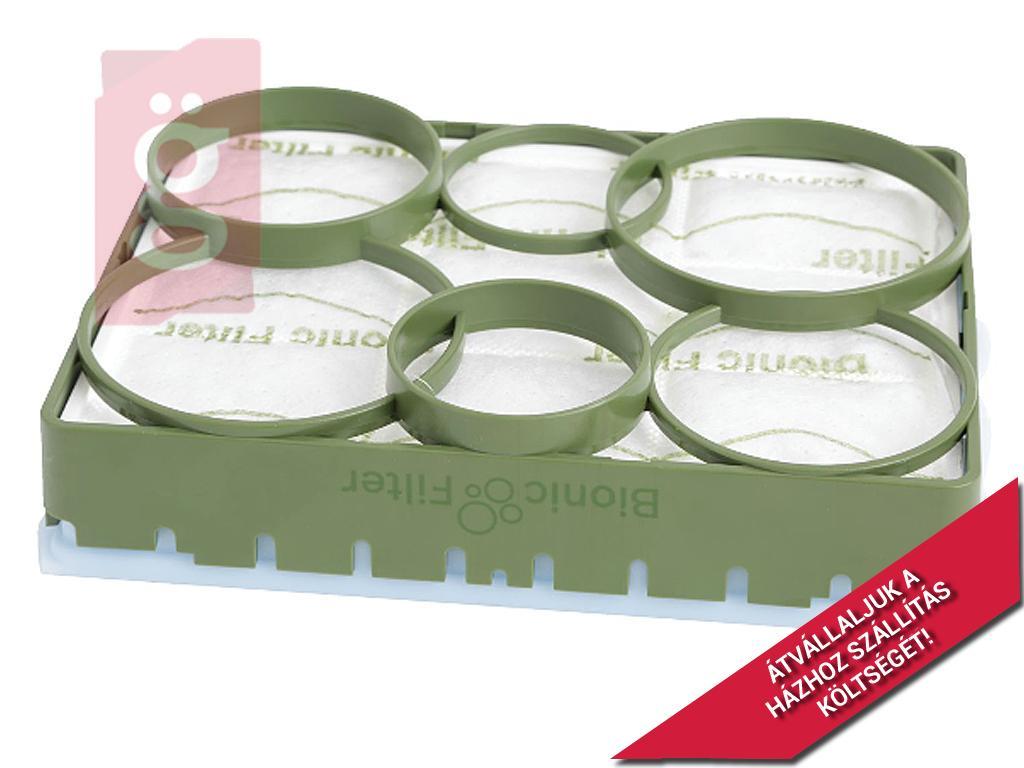 Kép a(z) Porszívó BIONIC (AirFresh) Mototvédő Szűrőkészlet  Bosch/Siemens BBZ11BF / 00468637 Gyári  nevű termékről