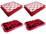 Kép a(z) Porszívó Szűrő Szett DUOPACK LUX 1 / D820 / D915 Hepa Filter 2db+Motorfilter Carbon Szénfilter 2db nevű termékről