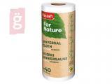 Kép a(z) Paclan For Nature Bambusz Törlőkendő Tekercsen (40db/tekercs) 40cmx25cm nevű termékről