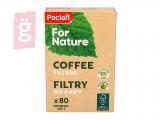 Kép a(z) Paclan For Nature Kávéfilter Univerzális méret 80db/csomag nevű termékről