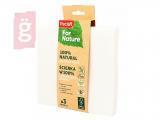 Kép a(z) Paclan For Nature Univerzális Kukorica&Viszkóz Törlőkendő 3db/csomag 38cmx35cm nevű termékről