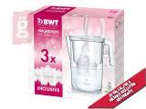 Kép a(z) BWT Vida Vízszűrő kancsó 2.6l (manuális) 3db filterrel nevű termékről