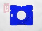 Kép a(z) IZ-BAG05SP Invest Univerzális Samsung VP77 / DAEWOO RC105 / Bomann CB925 Kompatibilis mikroszálas porzsák (5db/csomag) nevű termékről