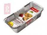 Kép a(z) Paclan Alu-sütőforma 5db/csomag 23cmx10cm (Sütéshez, fagyasztáshoz egyaránt!) nevű termékről