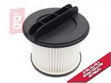 Kép a(z) Porszívó Hepa Filter / Motorvédő Szűrő hengeres EINHELL TC-AV 1618 D / TC-AV 1620 DW Hamuporszívóhoz 23.513.10 Gyári nevű termékről