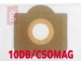 Kép a(z) IZ-1404S.10 Invest ETA Takarítógép 1441 / 2404 / 3404 Kompatibilis mikroszálas porzsák (10db/csomag) nevű termékről