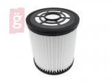 Kép a(z) Porszívó Hepa Filter / Motorvédő Szűrő hengeres Parkside ( LIDL) PNTS 1400 H4 (100x139x161mm) MOSHATÓ nevű termékről