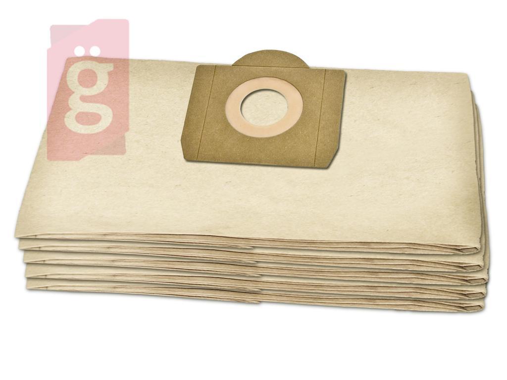 Kép a(z) IZ-K23 Invest KARCHER A 2201 / A 2204 / K 2901 / WD3 / MV3 Kompatibilis papír porzsák (5db/csomag) 6.959-130.0 helyett nevű termékről